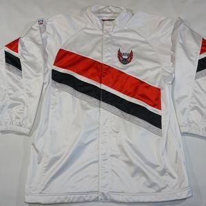 Nike Portland Trail Blazers Warm Up Jacket Vintage